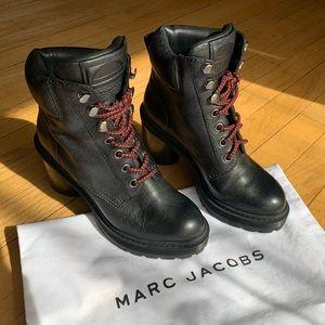 Marc Jacobs Combat Boots